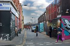 Grimsby Street 2013 London