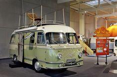 retro glamper . mikafa de luxe. 50's. Erwin-Hymer-Museum. (pic welt.de)