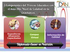 Modelo Educativo Diplomado Formación de Asesores en Nutrición