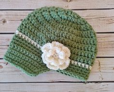 Crochet women's hat women's hat with visor and by ChildCrochet, $23.00