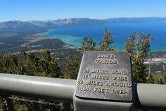 Keep Calm & Carry On...: Lake Tahoe Lovin'