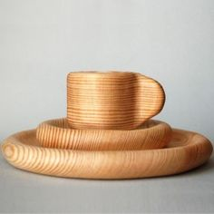Wooden Toy Dish Set from Bella Luna Toys. $29.95