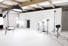 my dream home/Photo studio/garage/gym