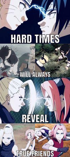 Sakura e mais forte que a ino e tambem é melhor amiga de hinata e temari