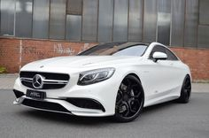 MEC Design prepared a new kit for the new Mercedes S63 AMG Coupe, which features lower mounts, new 22 inch wheels and a sports exhaust. Mechanically, the 5,5 liter V8 engine has not received any upgrade and delivers 585 hp and 900 Nm of torque.