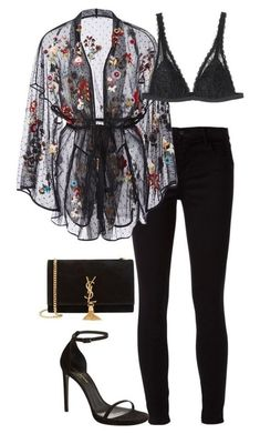 Fashion Outfits Fashion pants Fashion outfits Lace kimono Going out outfits - Luxury black outfit Classy and cute - Winter Going Out Outfits, Classy Going Out Outfits, Classy Outfits, Chic Outfits, Fall Outfits, Fashion Outfits, Womens Fashion, Fashion Trends, Fashion Ideas