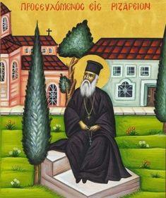 Αποφάσισε να αυτοκτονήσει....! Byzantine Icons, Byzantine Art, Pray Always, Orthodox Christianity, Orthodox Icons, Religious Art, Saints, Medieval, Religion