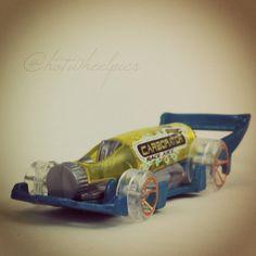 #172 - Carbonator - 2014 Hot Wheels - HW Race - X-Raycers