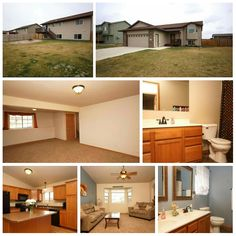 You will enjoy coming home to this meticulously cared for house with contemporary design and open layout which is sure to impress. Great privacy fenced backyard with balcony deck. Close to Ellsworth! Move-in ready!  758 Radial Lane Box Elder, SD 57719 4 Bed | 3 Bath | 2 Car Garage | 2164 sq.ft. MLS # 127666 | $209,900 | Shauna Sheets (605) 545-5430 Take the virtual tour: https://youtu.be/EA8D5IB2jrs  #TheKahlerTeam #RapidCity #RapidCityRealEstate #KWBH #ForSale #KellerWilliams