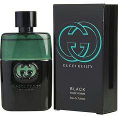 361951e2fb0 Gucci Guilty Black Pour Homme By Gucci Edt Spray 1.6 Oz