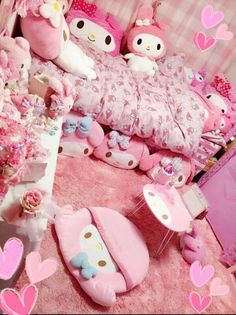 My Melody room :)