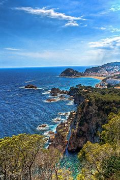 Costa Brava, Spain  #travel #places