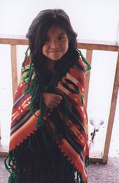 As precious as can be!Thefeather: Stacey Blackrock in traditional Navajo clothes and a traditional Navajo Blanket. Native American Children, Native American Wisdom, Native American Pictures, Native American Beauty, American Indian Art, Native American History, American Pride, Native American Indians, American Women