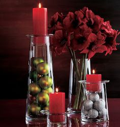 PartyLite decorating #PartyLite #candles Http://eliciaorsbourn.partylite.co.uk