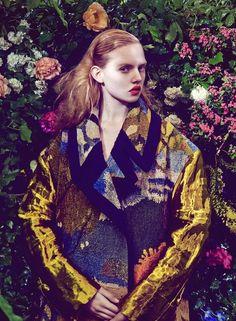 Darkly Romantic Couture Editorials