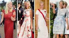 2013 - kjolekavalkade for Mette Marit 40 år