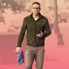 Ryan Reynolds' Post-Gym Outfit Is Missing This One Thing | GQ