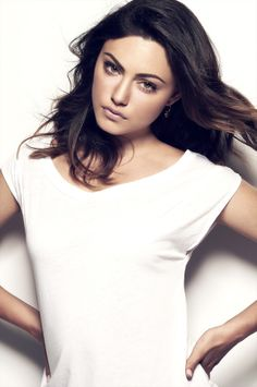 Phoebe Tonkin, I strongly suspect that many of her photos are heavily photoshopped since there are so many unflattering photos of her out there too, oh well, let's just say I keep those ideal ones only :)