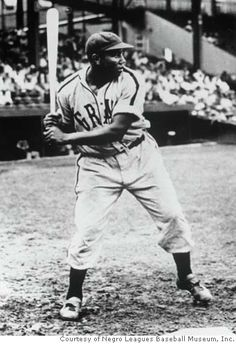 Josh Gibson, the best baseball player you have never heard of (maybe the best baseball player ever).