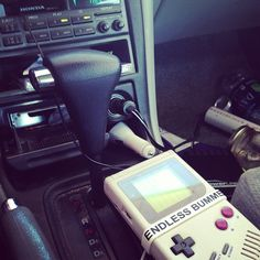 """""""Chiptune road trip thanks to DJ SuperSonic!"""""""
