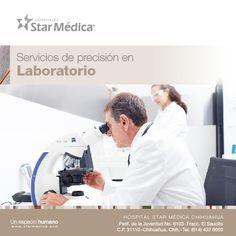 En nuestra área de Laboratorio contamos con un completo gabinete de servicios que se realizan en modernas instalaciones y con tecnología de vanguardia para brindar resultados precisos en apoyo al diagnóstico médico. Contáctanos: (614) 432 6600 Ext. 3