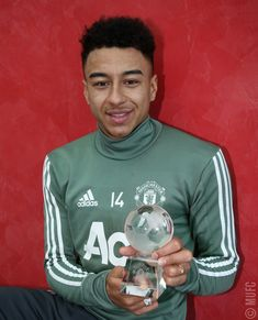 Player of the Month for December Ronaldo Football, Football Players, Jesse Lingard, Manchester United Players, Legs For Days, The Unit, Jessie, Sports, December