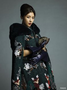 Ha Ji Won ~ she is soo beautiful, and a great actress, though I've only seen here in Secret Garden :)