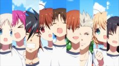Little Busters and Little Busters refrain - seen it