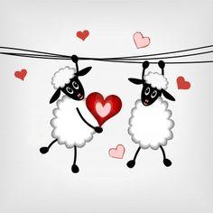 Chili Chocolate Valentine Truffles – sevdiğim resimler – Home Recipe Funny Valentines Day Pictures, Happy Valentines Day, Valentine Day Cards, Valentine Heart, Shaun The Sheep, Sheep And Lamb, Chocolate San Valentin, Chocolate Chili, Chocolate Truffles