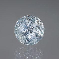 1.42-Carat Montana Sapphire Gemstone   John Dyer/Precious Gemstones Co. Catalog