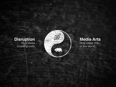 disruption-media-arts by TBWA_MOSCOW via Slideshare