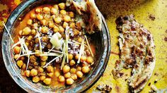 Looking for a fresh new curry dish recipe Head to sbsfood for this delicious dish. Tasty Dishes, Food Dishes, Main Dishes, Garam Masala, Chana Masala, Ground Coriander, Sbs Food, Indian Food Recipes
