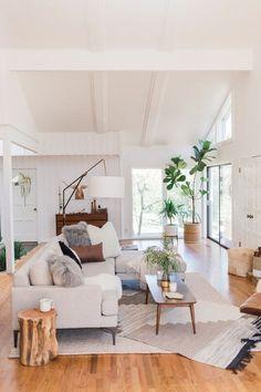 Interior inspiration: living room California casual