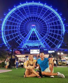 Ferris Wheel, Orlando, Fair Grounds, Disney, Travel, Orlando Florida, Viajes, Destinations, Traveling