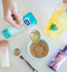 1. Homemade Face Primer There are a...