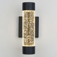 Essence Bubble Bar embraces you during your quiet moments. Outdoor Light Fixtures, Outdoor Wall Lighting, Outdoor Walls, Modern Lighting, Lighting Ideas, Wall Sconce Lighting, Wall Sconces, Modern Industrial Decor, Perfect Model