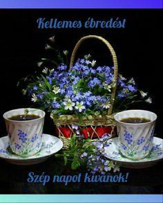 "Képtalálat a következőre: ""liza világa"" Best Coffee, Coffee Time, V60 Coffee, Good Morning, Tea Cups, Messages, Wallpaper, Tableware, Holiday"