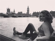 Me doy cuenta de que las ciudades que más me gustan siempre tienen un magnífico río.... Le otorga personalidad a una ciudad!  #London #tamesis #river #bigben by vir_365sabados