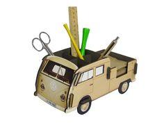 VW Bus Doppel Stiftebox