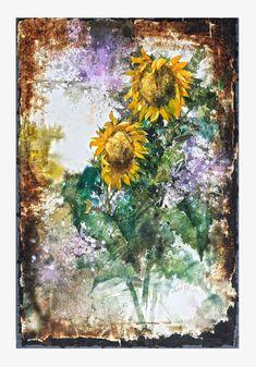 Daum 블로그 - 이미지 원본보기 Watercolor Flowers, Watercolor Art, Painting Flowers, Vignettes, Flower Art, Still Life, My Favorite Things, Drawings, Sun Flowers