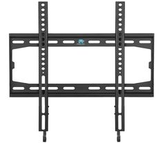 Mounting Dream MD2361-K TV Wall Mount Bracket for Most 26-55 Inch LED, LCD and Plasma TVs up to VESA 400 x 400mm and 100 LBS Loading Capacity, Low Profile