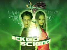 Wicked Science, ook 1 van de vele coole #Ketnet tv-programma's!
