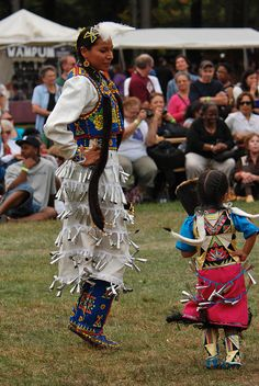 Redhawk Native American Arts Council Pow Wow — Jingle Dress Dancer — Two Generations Native American Children, Native American Pictures, Native American Regalia, Native American Beauty, Native American History, American Symbols, American Lady, Jingle Dress Dancer, Indian Heritage