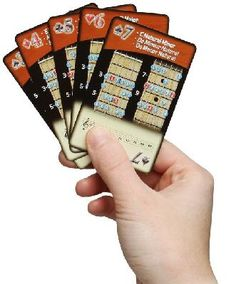 Guitar Scales Playing Cards! Brilliant! Absolutely brilliant!