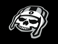 Raiders by Adam Walsh | American Logo Sport Theme