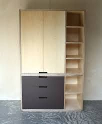 Image result for ply board bedside table