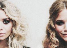 love their hair....their makeup is a little much though!
