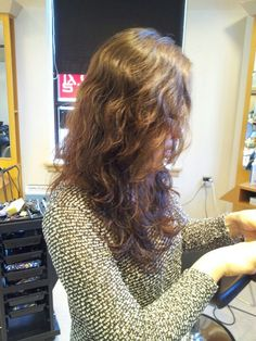 Body Wave Perm Added Beauty Toronto 416 229 6987