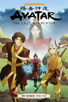 MTV Geek – Dark Horse's 'Avatar: The Last Airbender – The Search ...