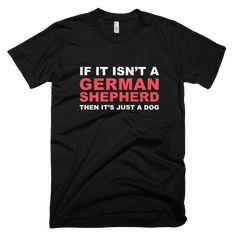 German Shepherd Real Dog Black